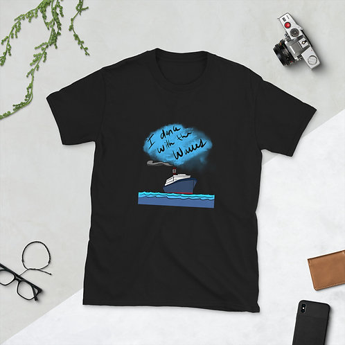 I Dance with the Waves Tee - Unisex
