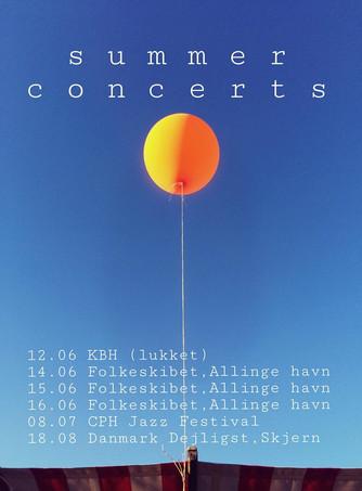 Sommerkoncerter