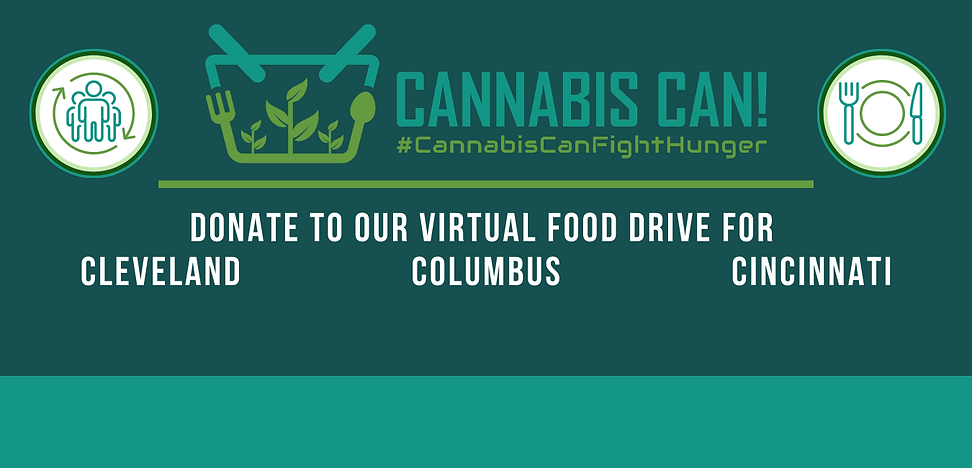 Cannabis Can! Virtual Food Drive
