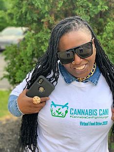 VFD t-shirt Midwest CannaWomen