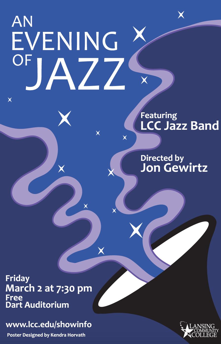 An Evening of Jazz Poster