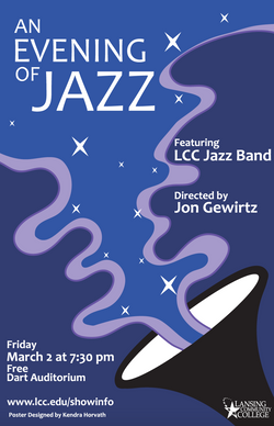 An Evening of Jazz Poster