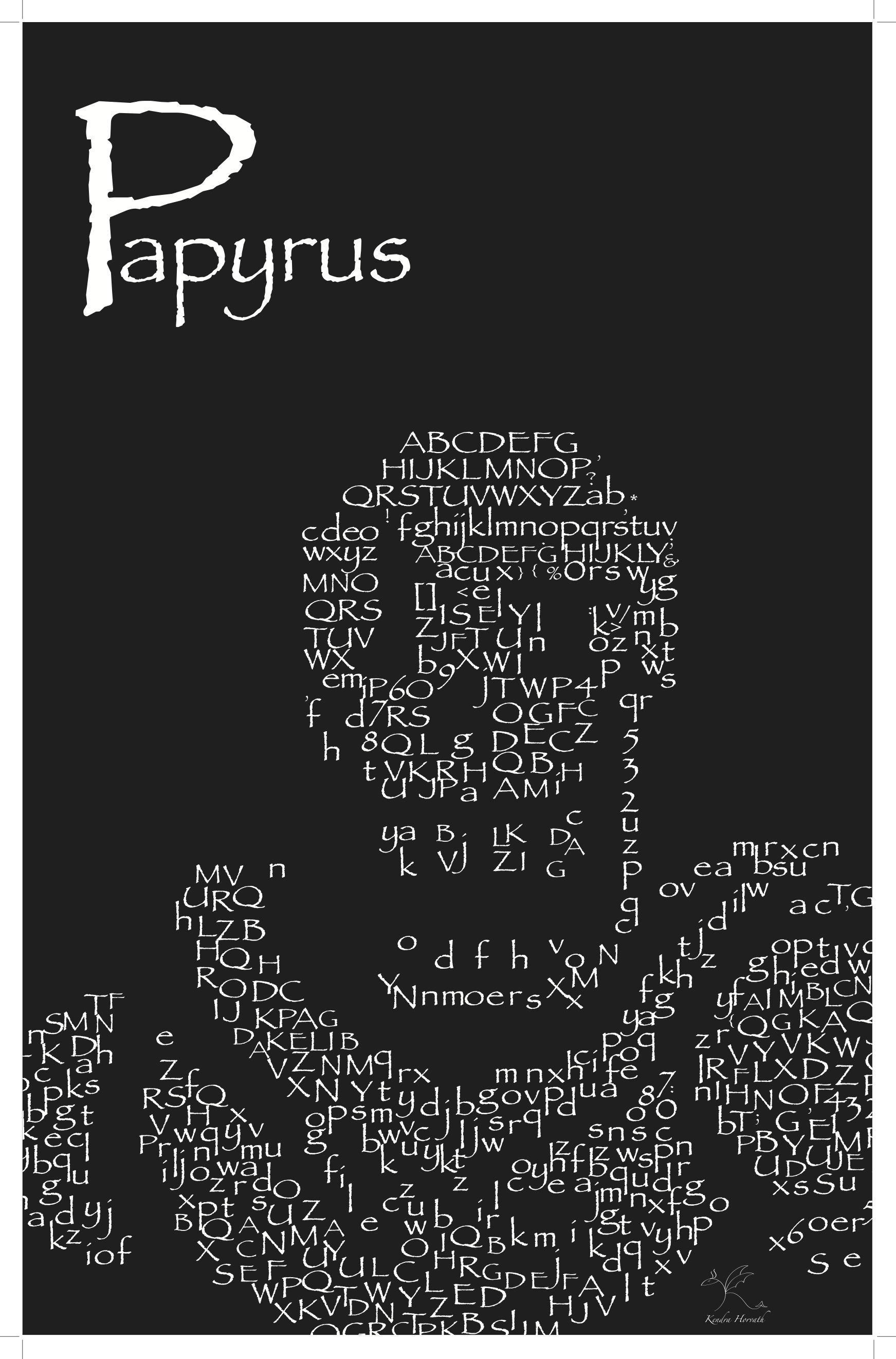 Papyrus poster