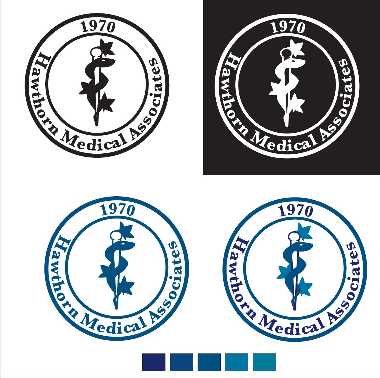 Hawthorn Logo Redesign