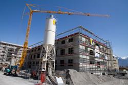 Construction immeubles