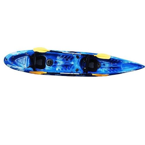 12 ft Double Seat Sea Kayak Bundle