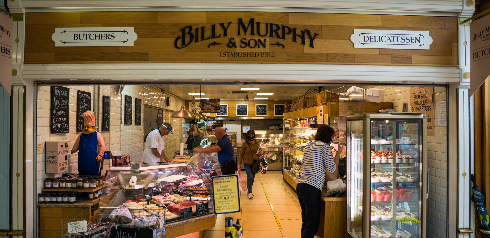 Billy Murphys