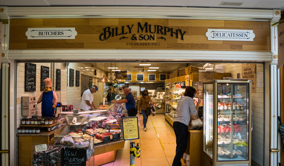 Billy Murphys