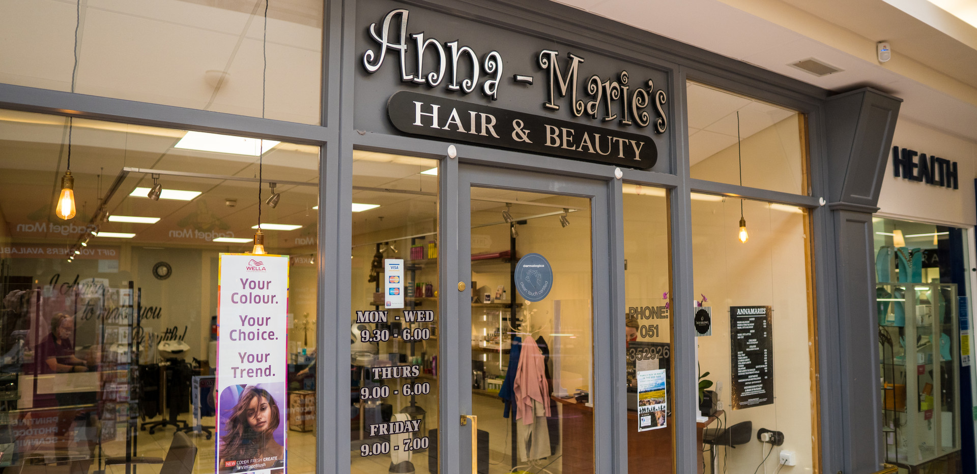Anna Marie's Hair & Beauty
