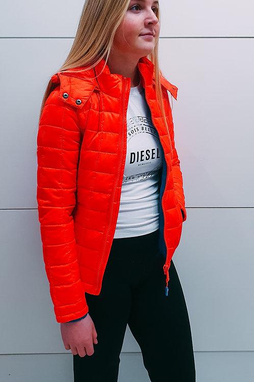 Diesel Orange Jacket