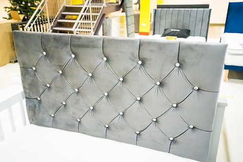 New Chester Headboard and Base Set