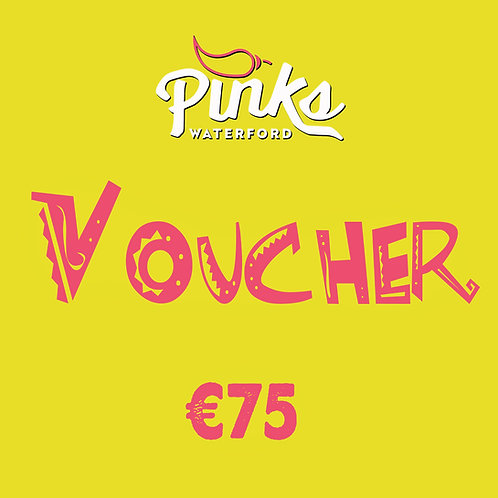 Pinks Voucher