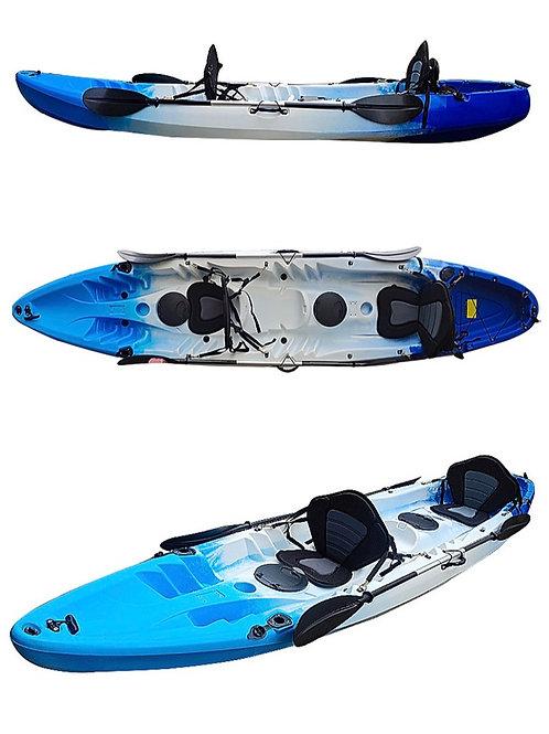 Tandem Kayak (2+1) Bundle