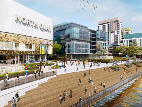 Causeway Group welcomes North Quays funding