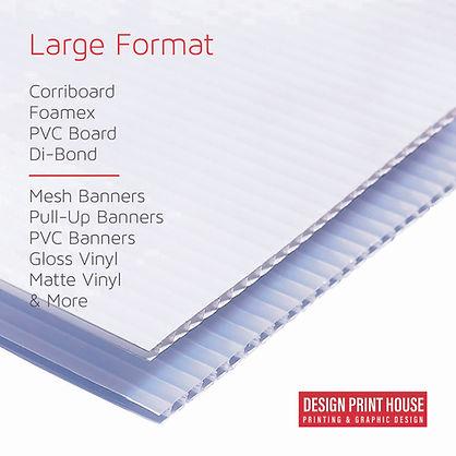 Large Format Print