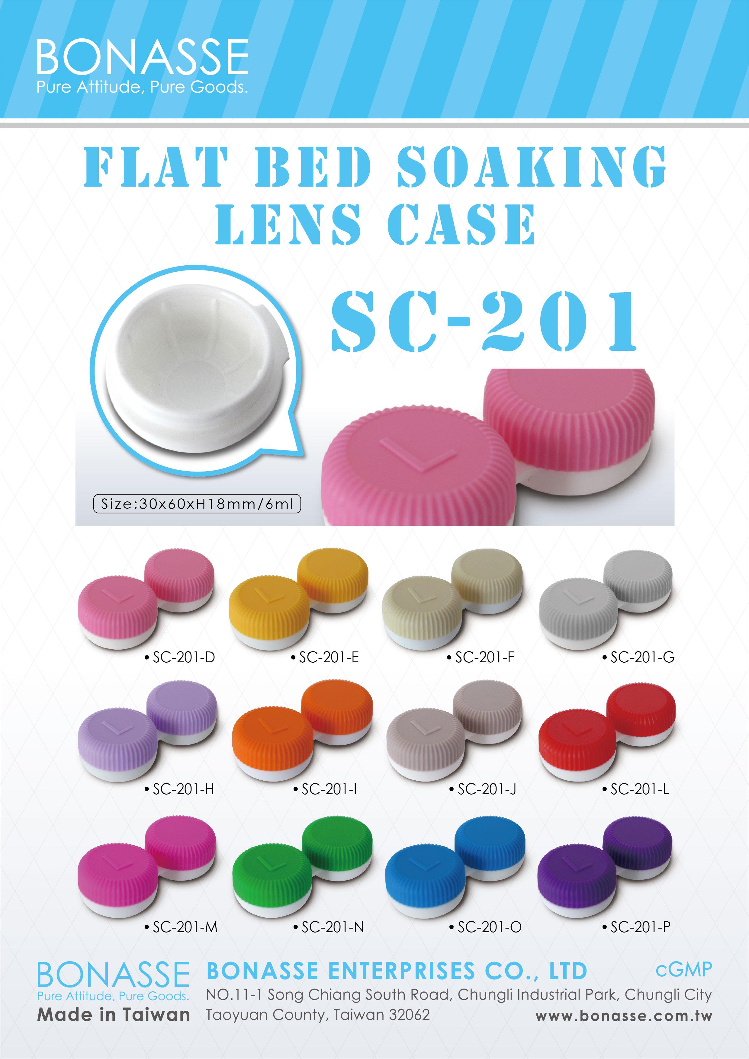 SC-201 colors