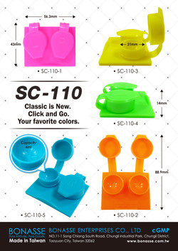SC-110 Colors