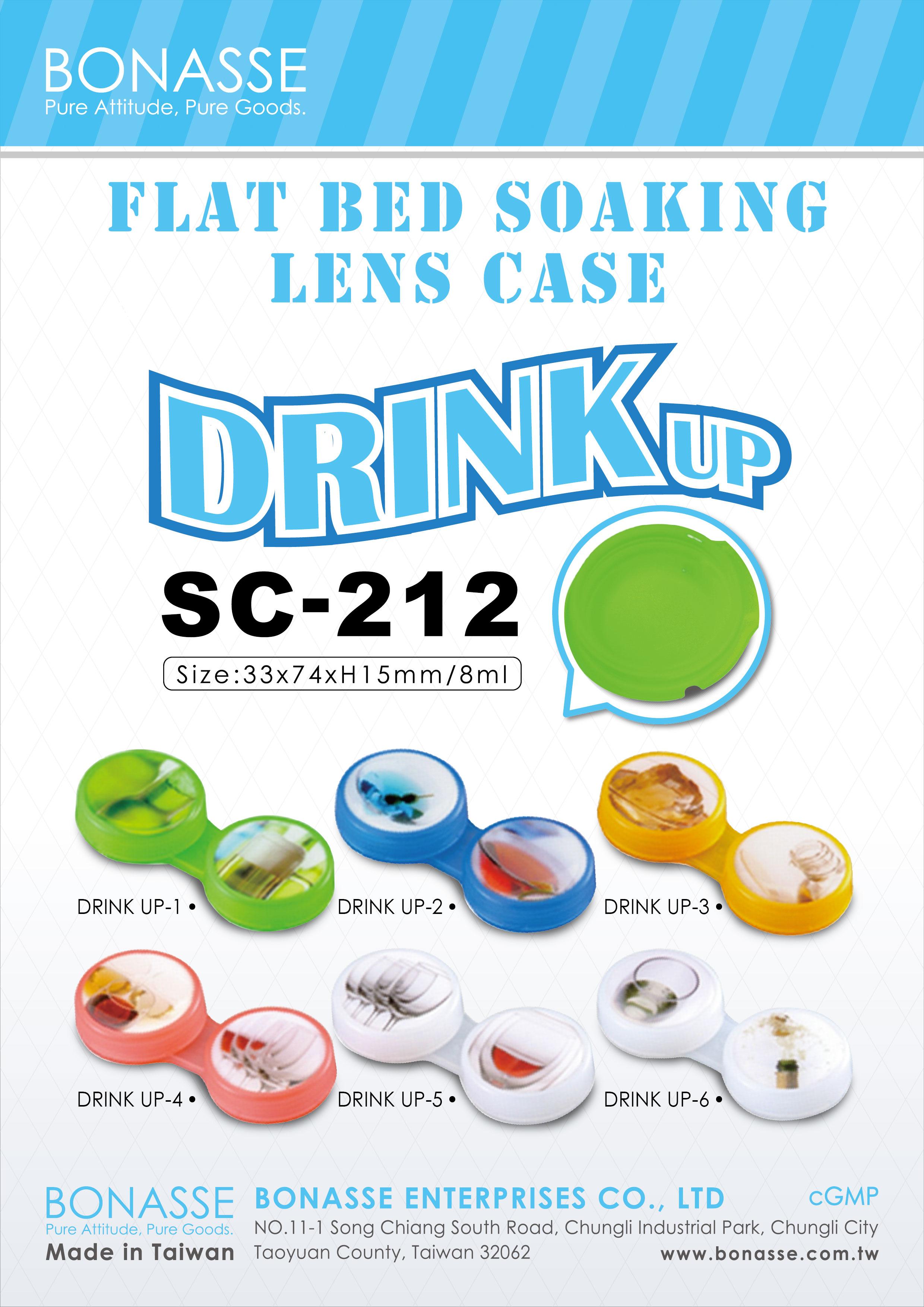 SC-212 DRINK UP
