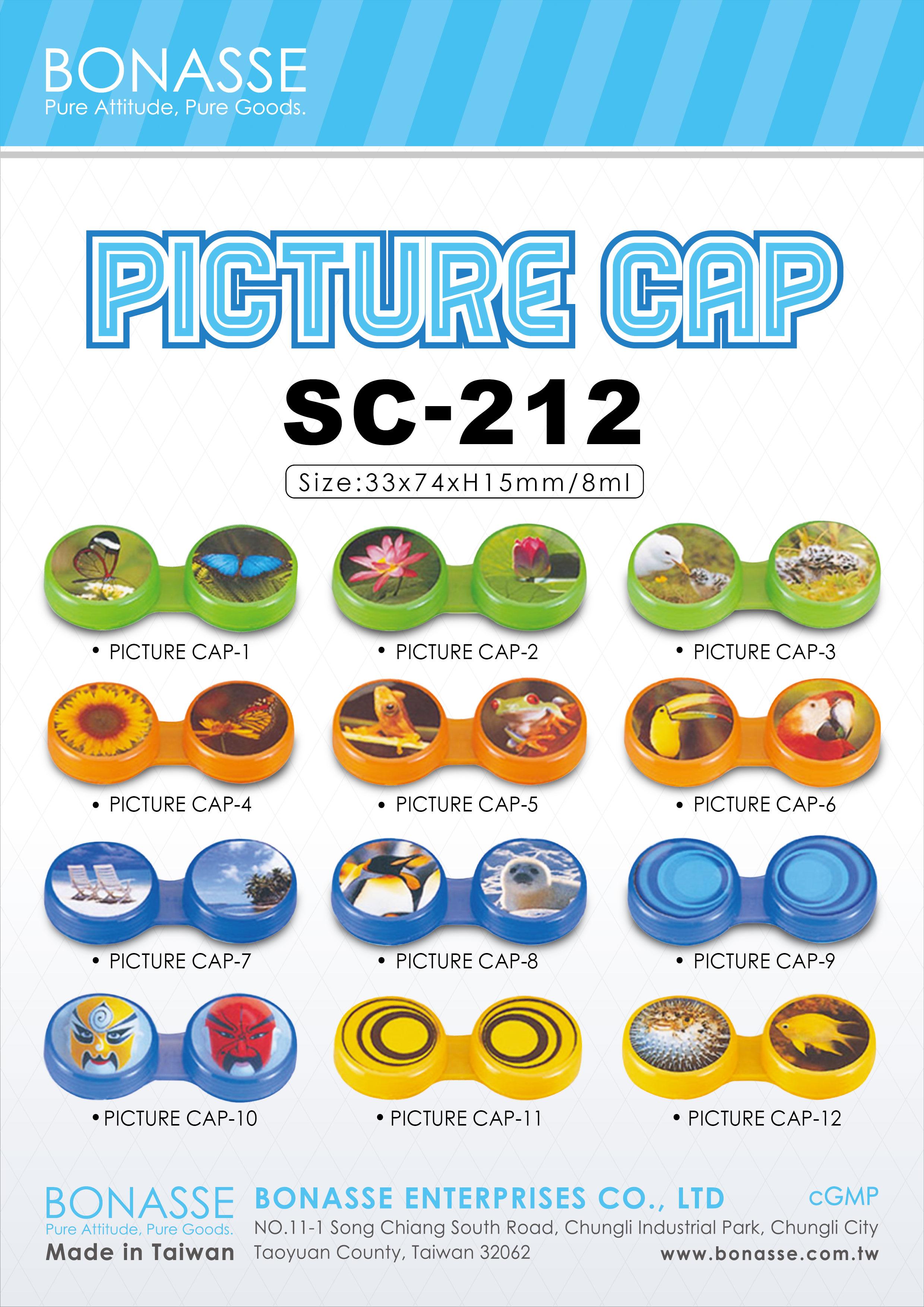 SC-212 PICTURE CAP