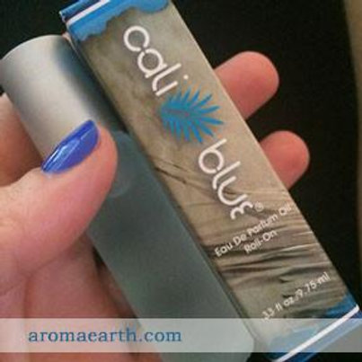 Cali Blue Eau de Parfum Oil Roll-On