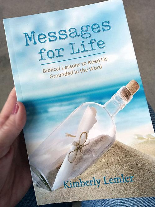 Message For Life  PDF E-Book