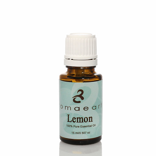 Aromaearth Pure Essential Oils LEMON
