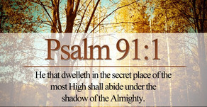 Psalm 91: The Promises of Protection