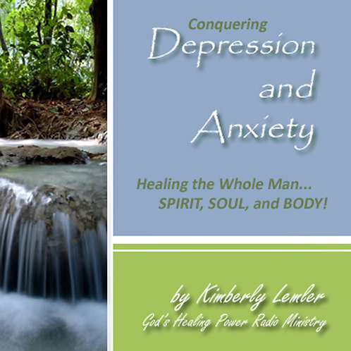 Overcoming Depression and Anxiety