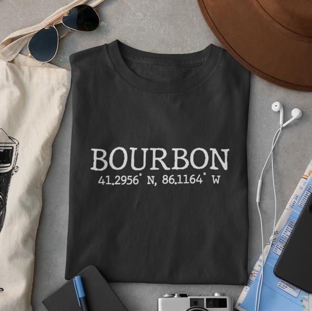 Bourbon Coordinates T