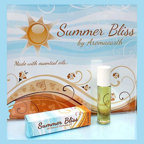 Summer Bliss Essential Oil Perfume Oil