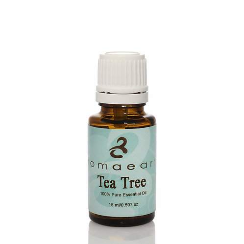 Aromaearth Pure Essential Oils TEA TREE