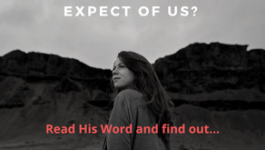 What Does Jesus Expect Of Us?