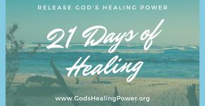 21 Days of Healing