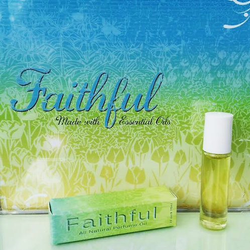 Faithful Essential Oil Perfume