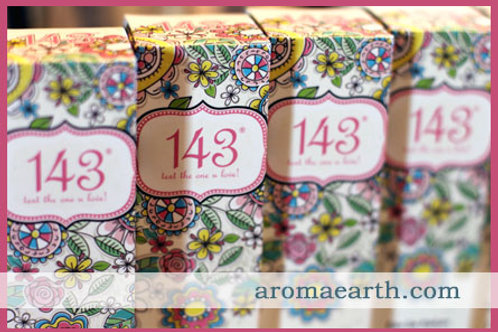 143 Eau de Parfum Oil Roll On