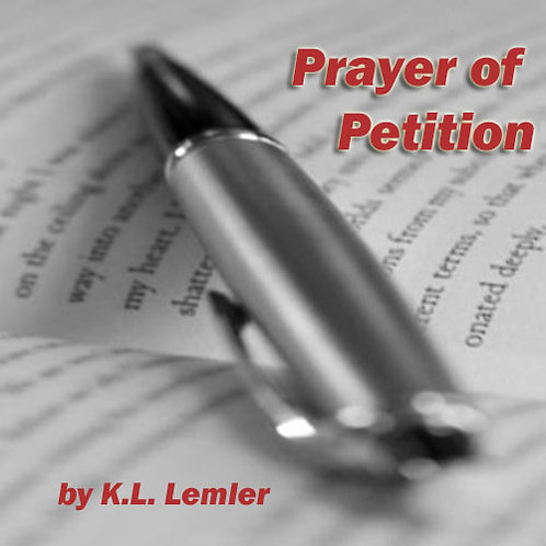 Prayer of Petition