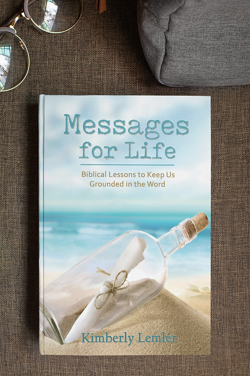 Messages for Life Paperback Book