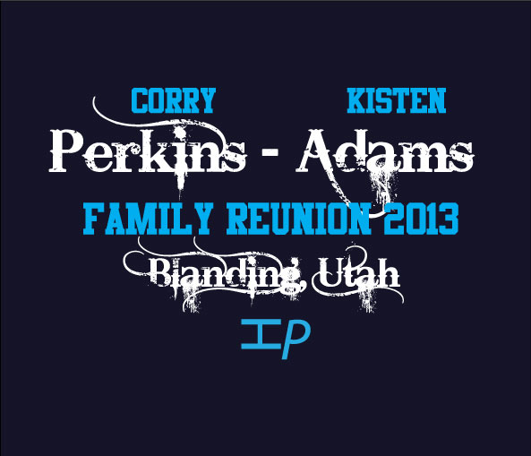 Reunion T-Shirt Design