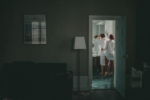 bröllopsfotograf hemma Sundsvall