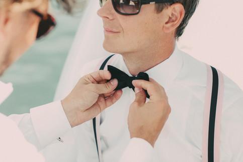 bröllopsfotograf Västernorrland fluga