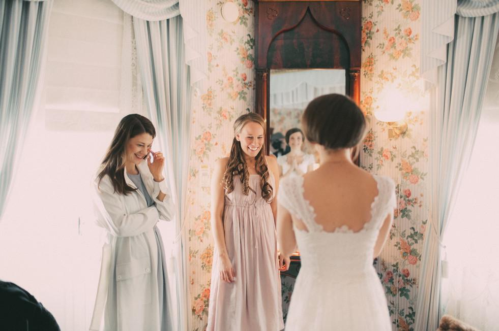 bröllopsfotograf Örnsköldsvik tärnor