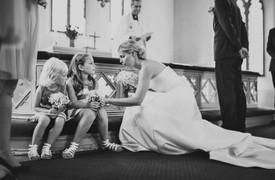 bröllopsfotograf Sundsvall brudnäbbar kyrka