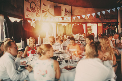 bröllopsfoto fest Umeå