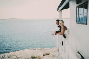 bröllopsfotograf Västernorrland utsikt