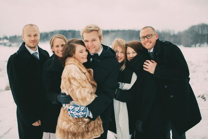 bröllopsfoto Örnsköldsvik vännerna