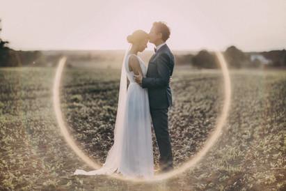 bröllopsfotograf Sundsvall ljusring