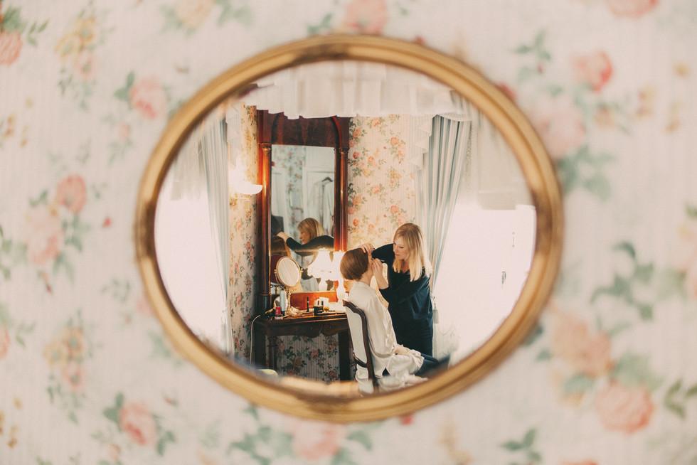 bröllopsfoto Örnsköldsvik smink