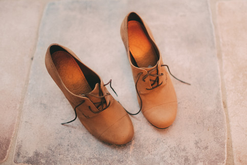 bröllopsfoto Sundsvall skor