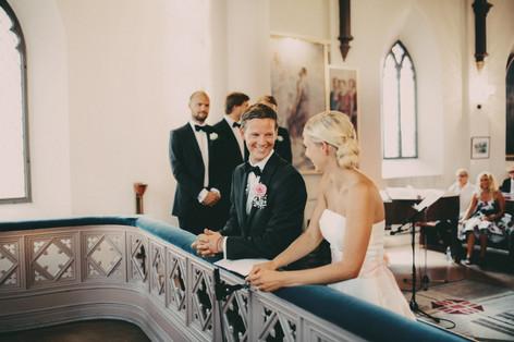 bröllopsfotograf Umeå vigsel