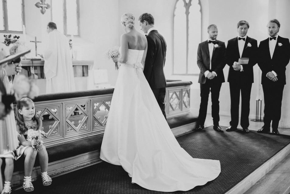 bröllopsfotograf Sundsvall vigsel